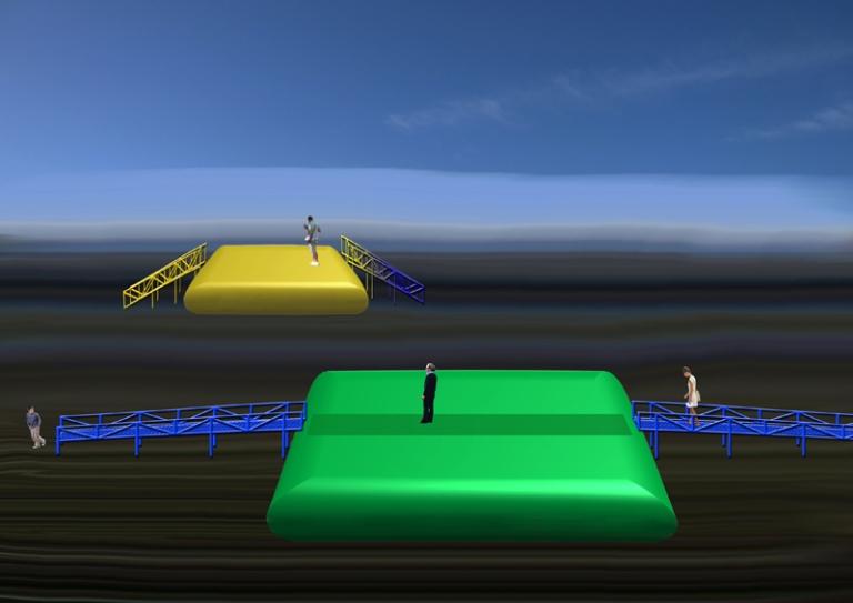 Water Footprint photomontage 1